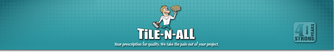 Tile-N-All Logo